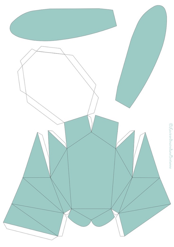 3d Origami Eagle Tutorial