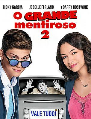 Filme Poster O Grande Mentiroso 2
