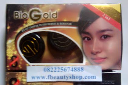 Jual Cream Bio Gold Whitening Pemutih Wajah