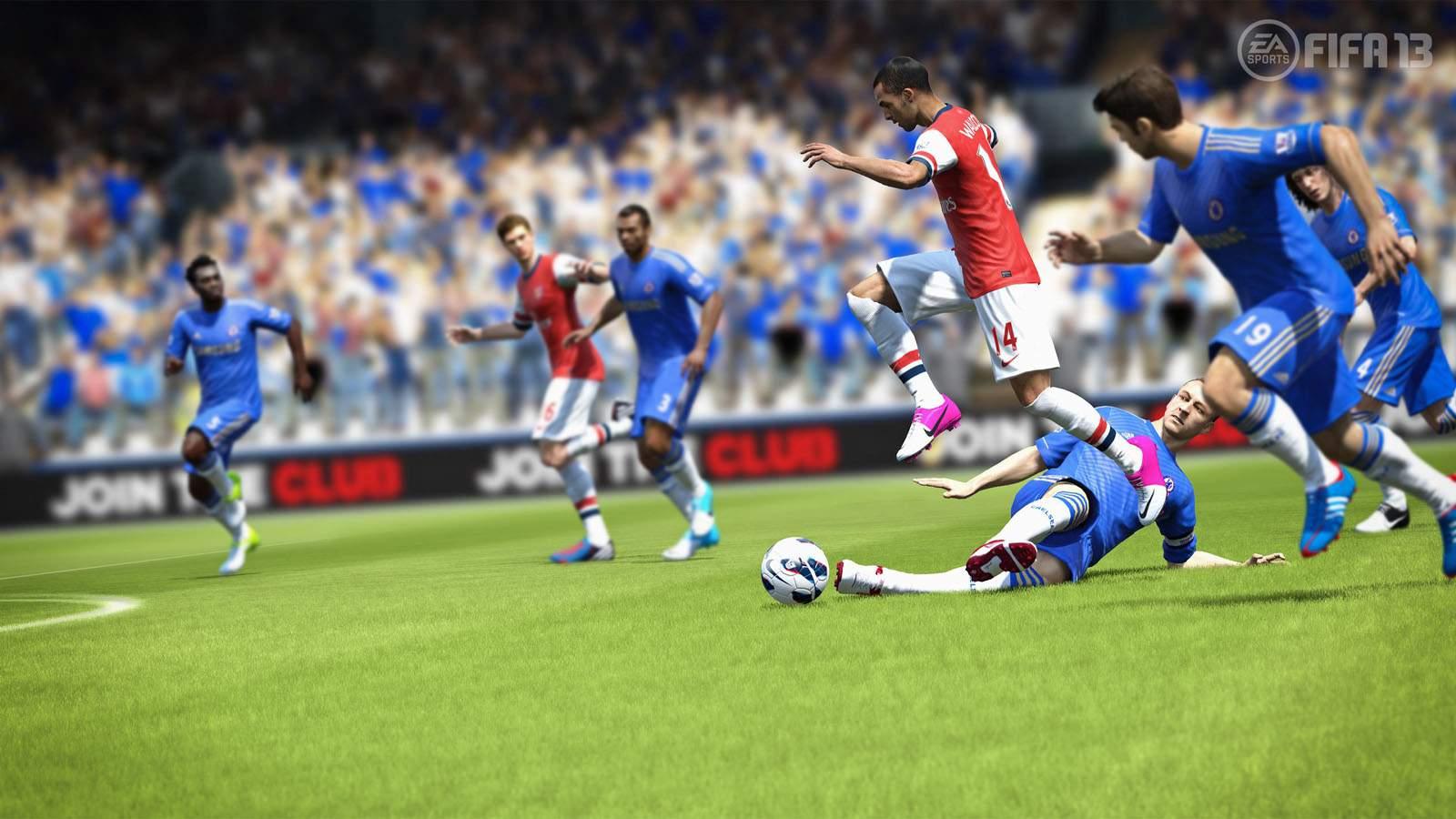 تحميل لعبة FIFA 2013 مضغوطة كاملة بروابط مباشرة مجانا