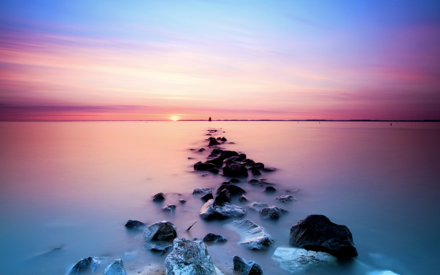 Windows 8 Sunset Wallpapers