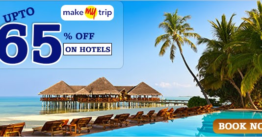 Makemytrip hotel discount coupon