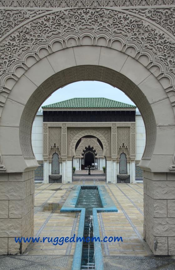 Moroccon Pavilion | Istana Morocco di Putrajaya