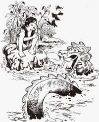 Narrative Text-The White Dragon's Egg