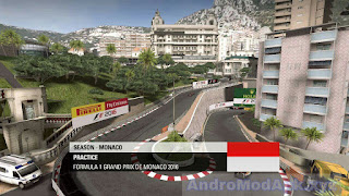 F1 2016 Android game