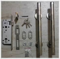 harga model handle pegangan gagang pintu kupu tarung dua