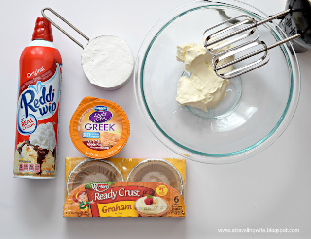 #ad, #effortlesspies, #cbias, @RealReddiWip, @Dannon