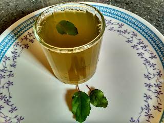 Holy basil juice