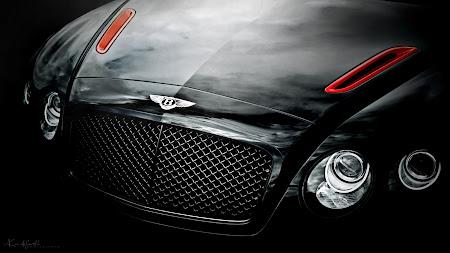 Bentley Continental GT Supersport 2560x1600