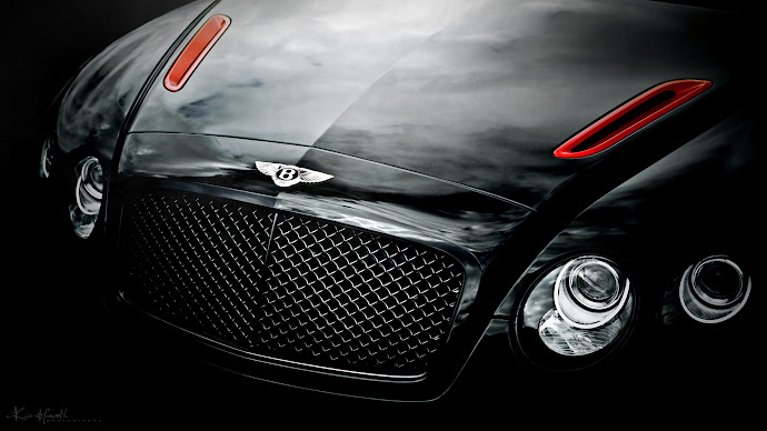 Wallpaper: Bentley Continental GT Supersport
