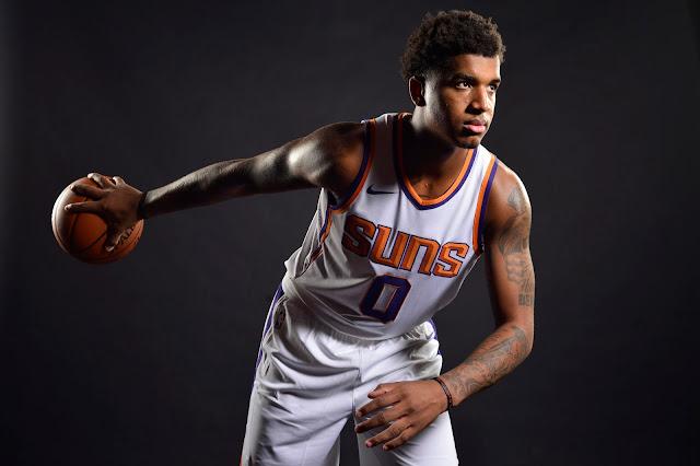 Suns menunda Marquese Chriss untuk Intervensi Verbal dengan Asisten Pelatih