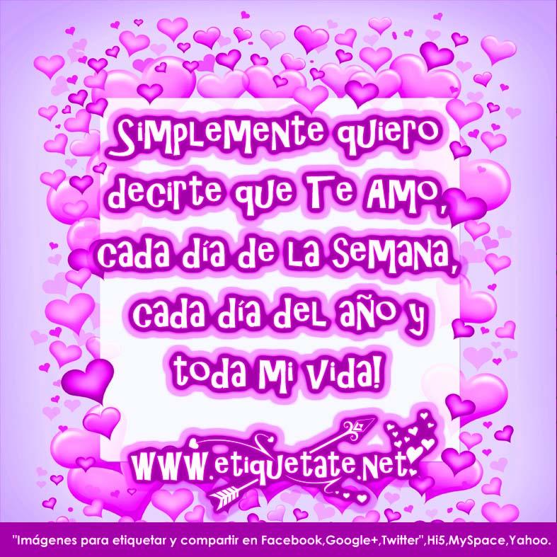 Imagenes D Amor Con Frases Bonitas