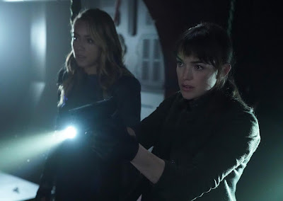 Agents Of Shield Season 6 Elizabeth Henstridge Chloe Bennet Image 3