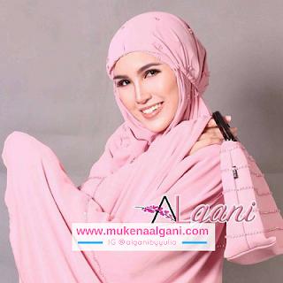 mukena%2Bmadina5 Dokter barbie Tika cantik wearing Mukena Najwa super duper Best Seller 😍