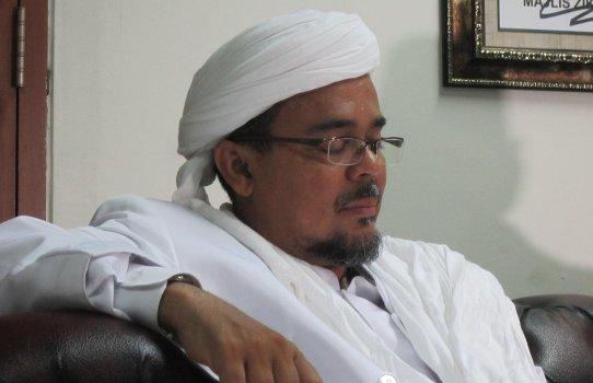 Jadi Tersangka, Ini Pesan Menggetarkan Habib Rizieq dari Arab Saudi