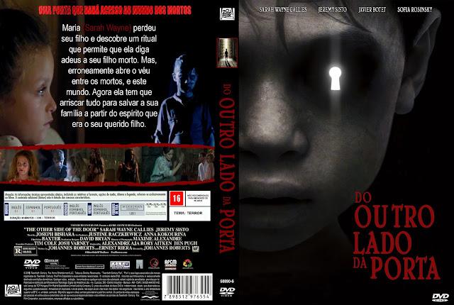 Capa DVD O Outro Lado Da Porta