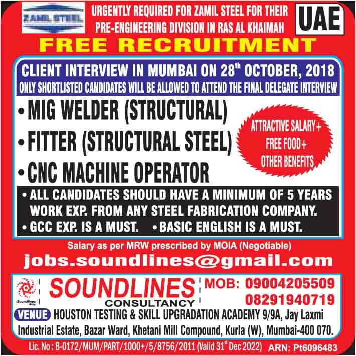 gulf consultancy in mumbai