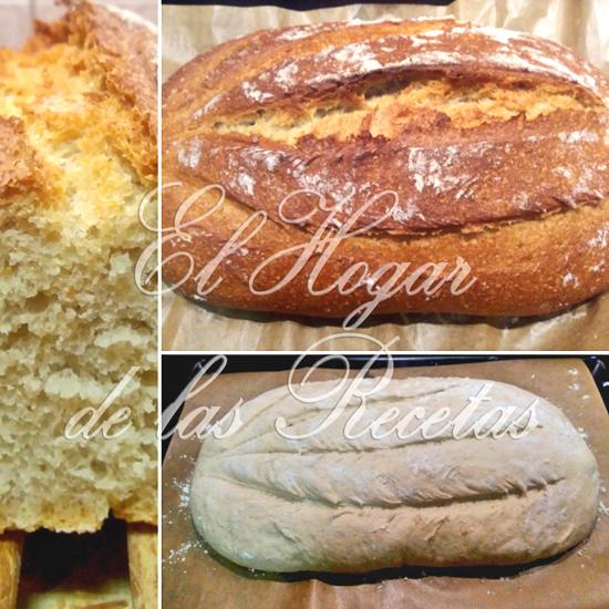 Pan de Trigo y Espelta Integral