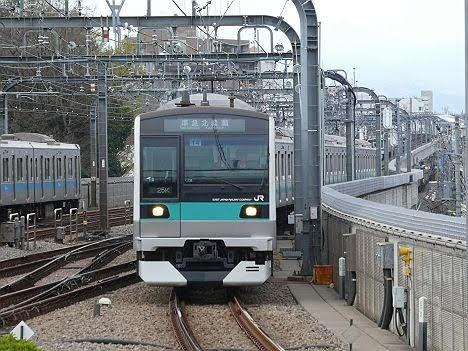 【ダイヤ改正で新設】E233系2000番台の準急 北綾瀬行き