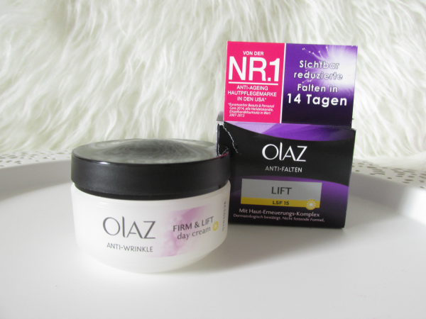 OLAZ - Anti-Falten Firm&Lift Day Cream LSF 15 - 7.95 Euro