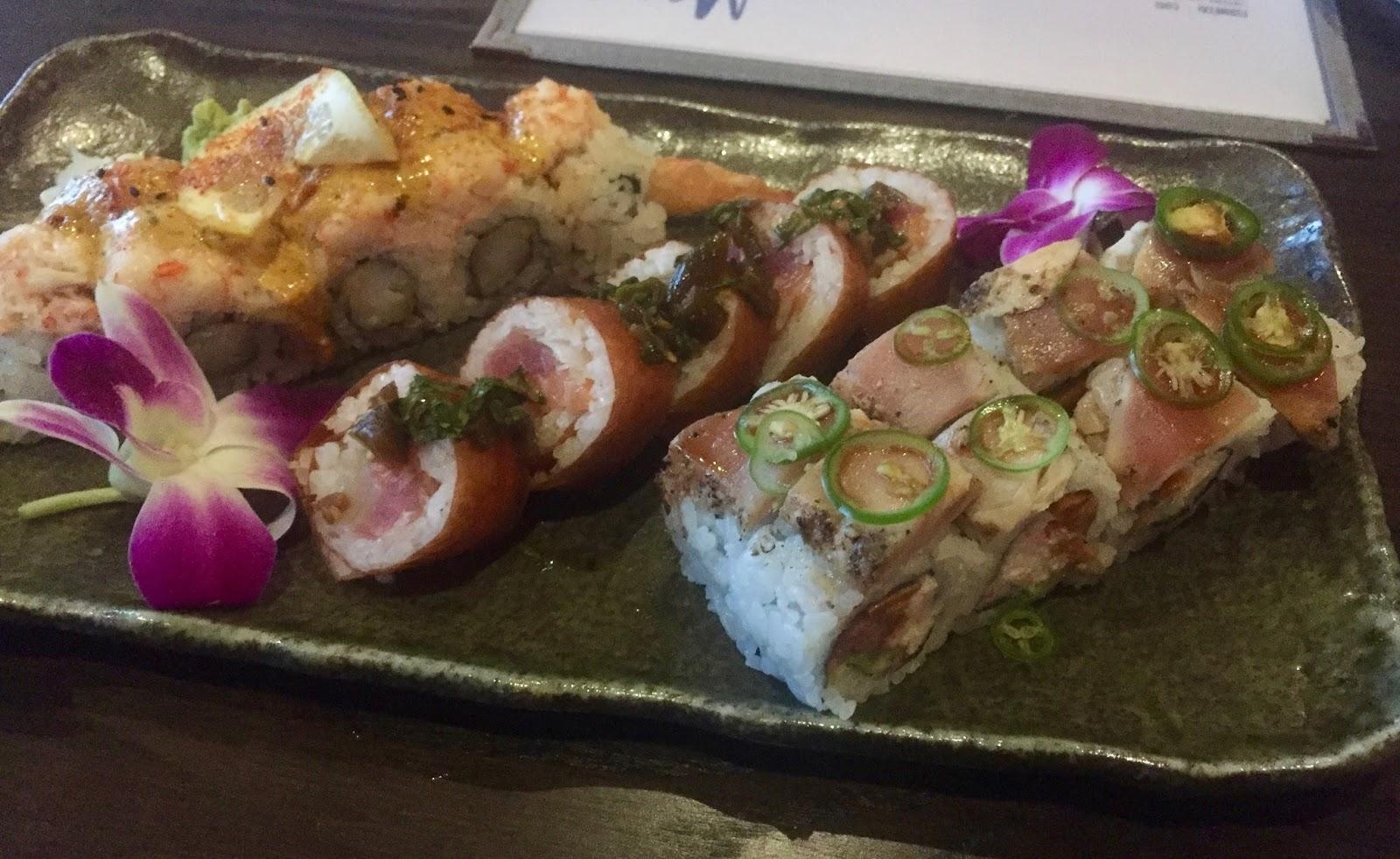 Indianapolis Restaurant Scene: Blue Sushi Sake Grill
