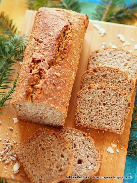 chleb pszenno zytni, chlebek, bochenek chleba, domowe pieczywo, piekarnia, jak piec chleb w domu