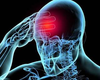 riscos de uma batida na cabeça