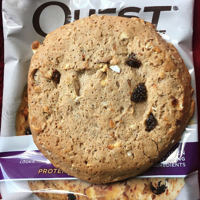 Quest Oatmeal Raisin Cookie