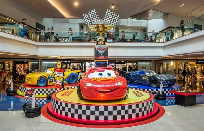 Cars 3 Racing Mania at Festival Walk