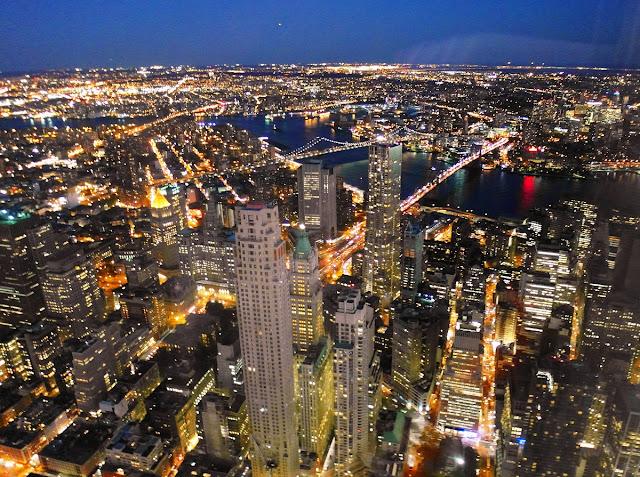 bästa utsikt över Manhattan