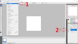 Layer > Duplicate Layer