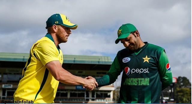 Finch to advance Australia adjoin Pakistan in T20s