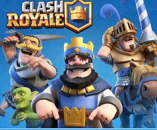 Download Clash Royale Apk Mod