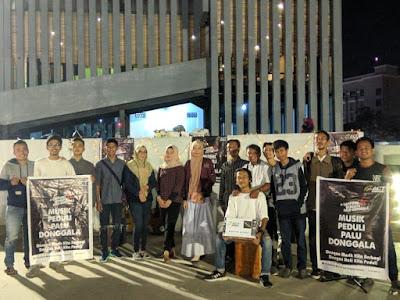 Youth Music Festival 2018 Ajak Pemuda Lampung Peduli Palu Donggala