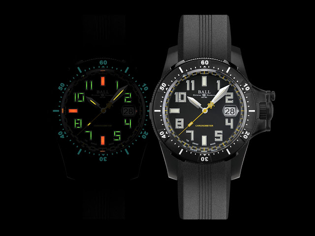 The New Ball Engineer Hydrocarbon Black