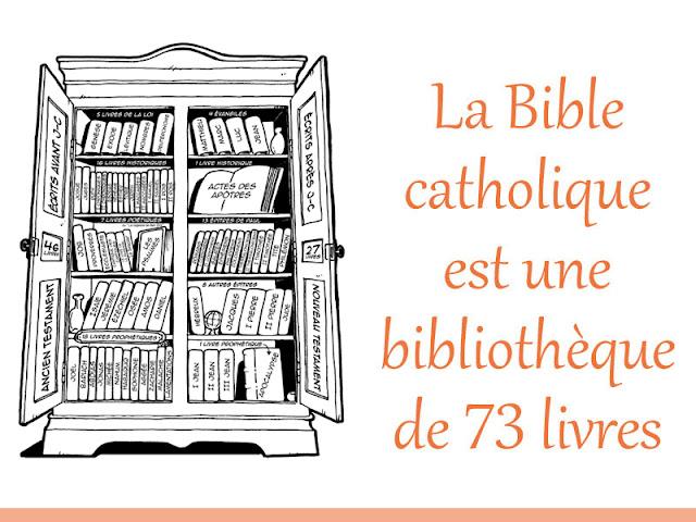 Questions réponses sur la Bible, une bibliothèque