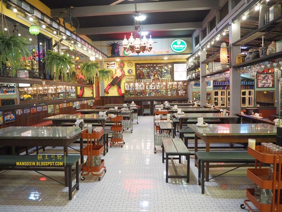 [考艾行程篇] Banmai Chay Nam Museum 玩具模型博物馆兼泰国餐厅 khao yai