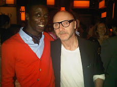 Clotheshorse meets Domenico Dolce