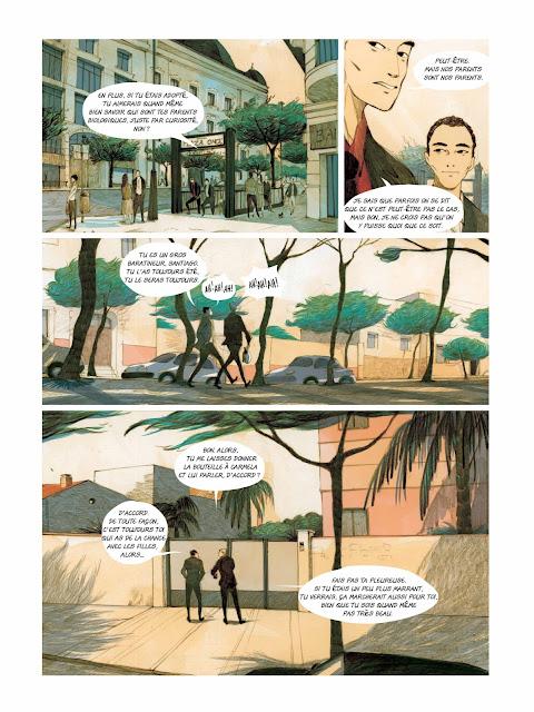 Vies Volées - Buenos Aires Place de Mai page 13 éditions Rue de Sèvre