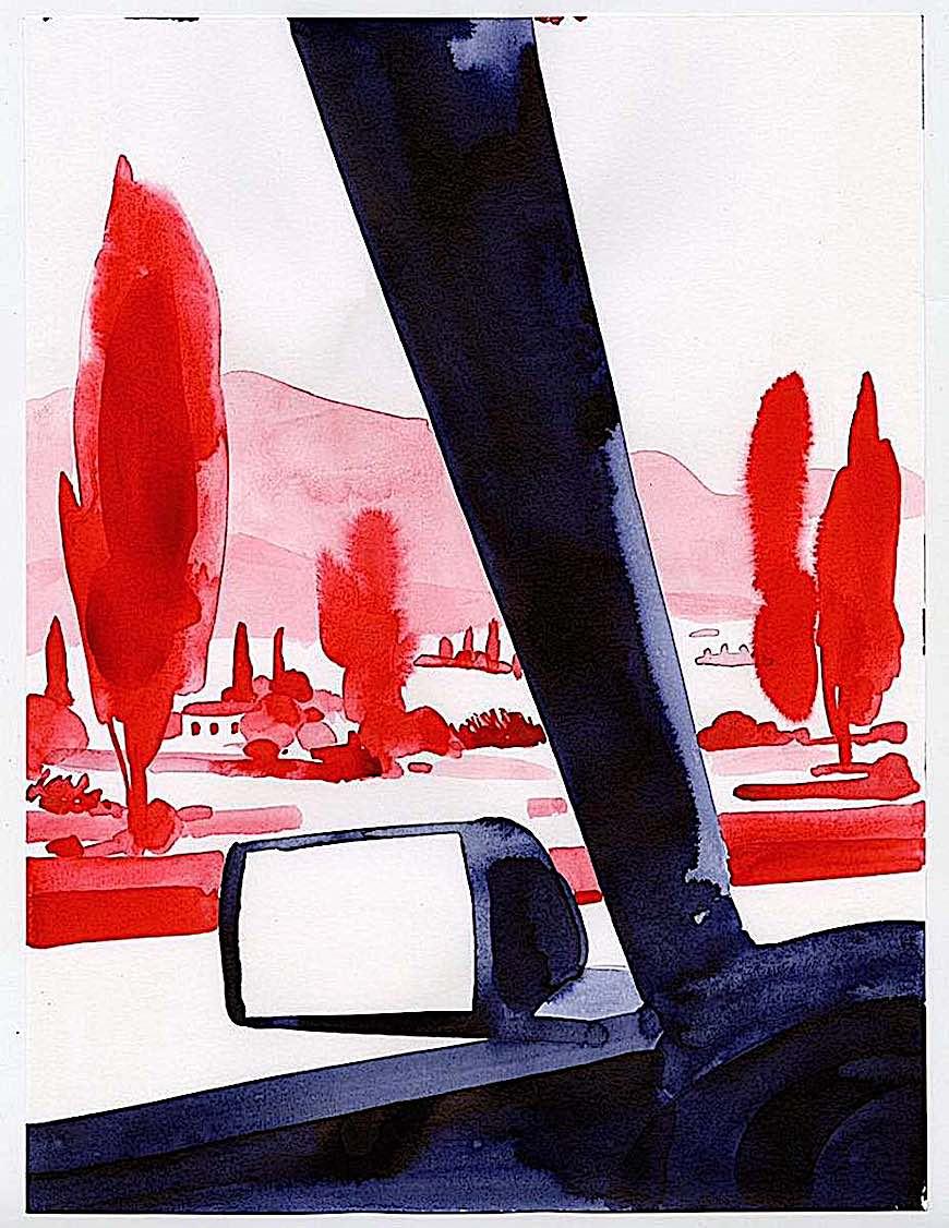 Christoph Niemann art