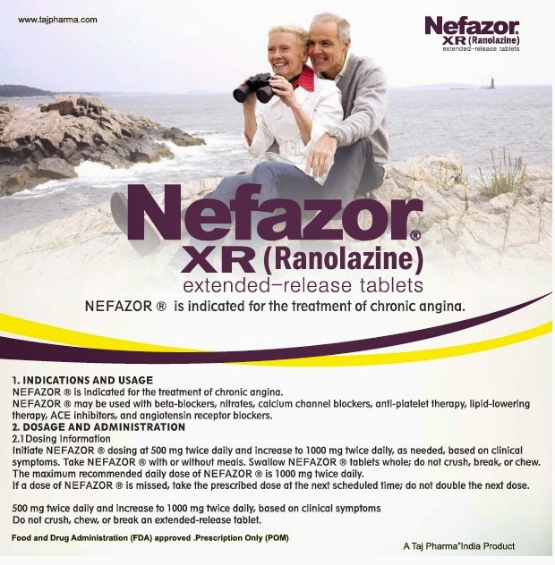 Is continuous ringing or buzzing or other unexplained noise in the ears a side effect of ranexa 1