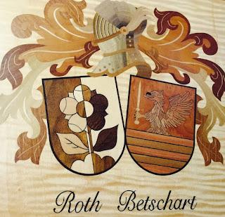 Familienwappen Roth-Betschart