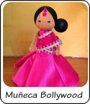 Muñeca Bollywood