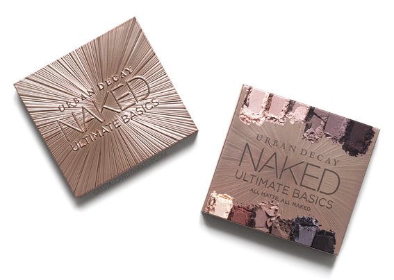 UD Naked Ultimate Basics Palette Review