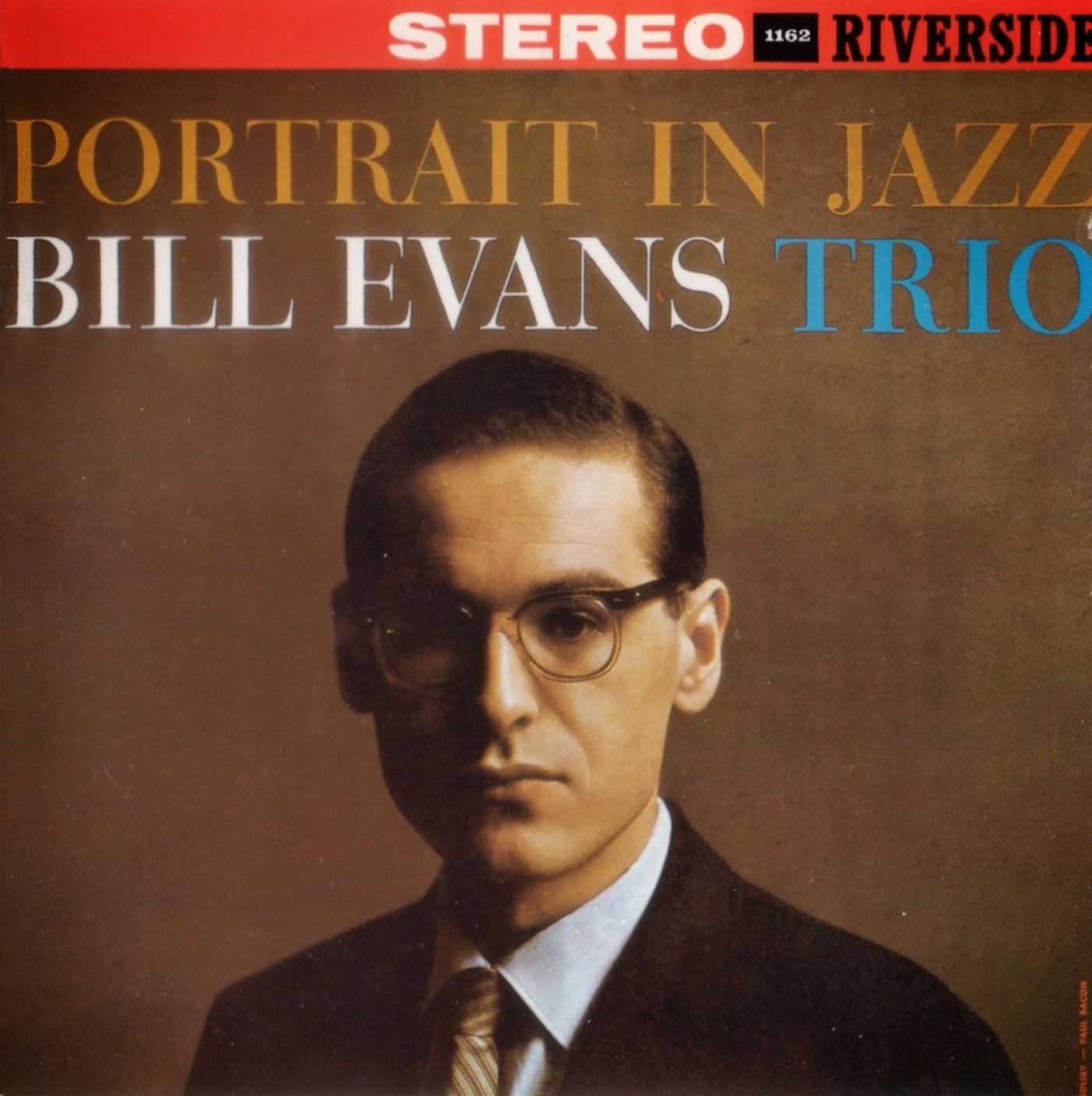 Jazz solo    o con leche: BILL EVANS / PORTRAIT IN JAZZ