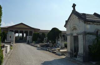 Módena, Cementerio San Cataldo.