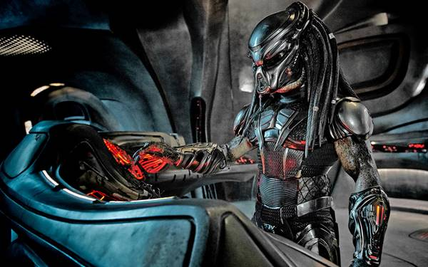 Review Film The Predator (2018)