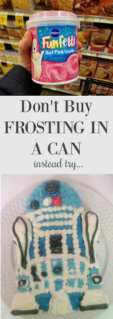 Don't Buy Can Frosting