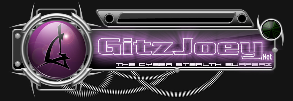 Gitzjoeys Blog