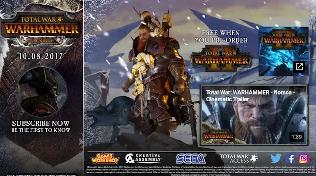 the monsters of norsca faeit 212 warhammer 40k news and rumors